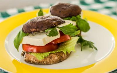 portobello tofuburger